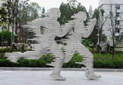 城市雕塑3