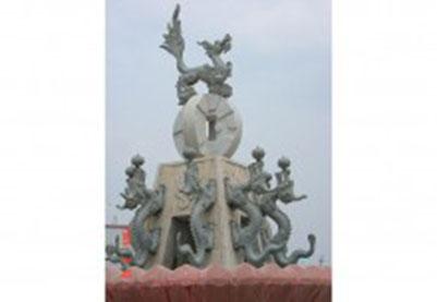 广州泰湖山庄雕塑
